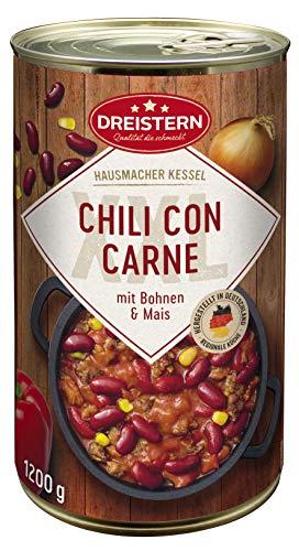 Dreistern Chili con Carne, 1200 g