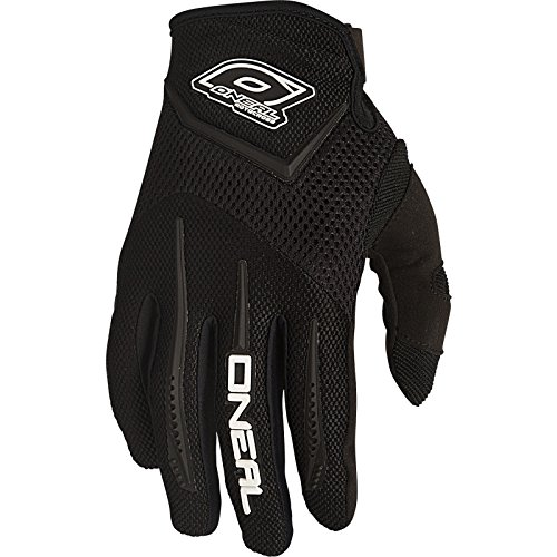 O'Neal Element MX DH Handschuhe Schwarz Moto Cross Mountain Bike Downhill Motorrad Glove, 0399-1, Größe X-Large