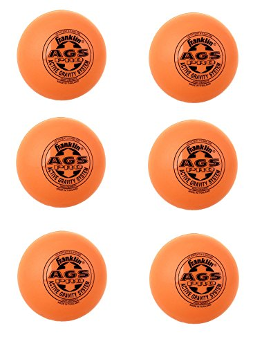 Franklin 6er Set AGS Ball orange
