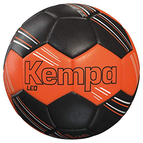 Kempa Handball Leo 200189201 orange/schwarz 2