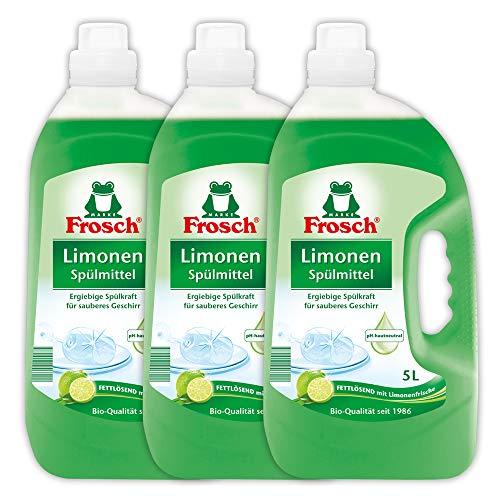 Frosch Spülmittel, 3er Pack (3 x 5 l)