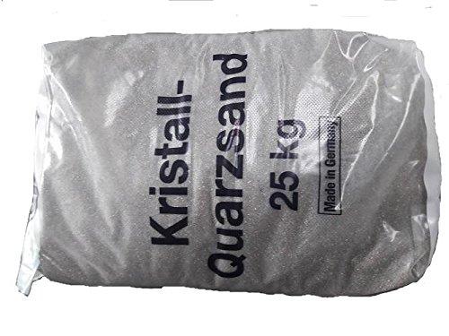 Dorfner Quarzsand 7 Körnung 0,6-1,2mm 25 Kg Sack