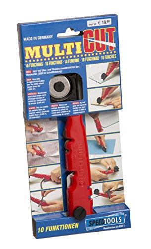 Multi-Cut 1 Cut das das Multi-Funktionswerkzeug mit 10 Funktionen - Direkt vom Hersteller - Mannibest