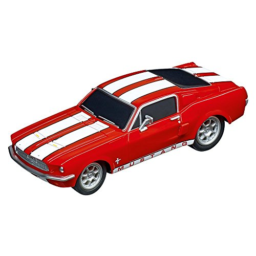 Carrera GO!!! Ford Mustang '67 - Racing Red