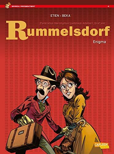 Spirou präsentiert 4: Rummelsdorf 1: Enigma (4)