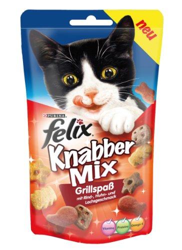 Felix KnabberMix Grillspaß, 4er Pack (4 x 60 g)