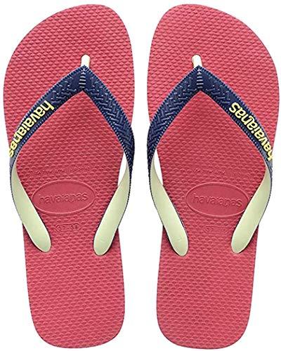 Havaianas Unisex-Erwachsene Top Mix Zehentrenner, Mehrfarbig (Flamingo), 33/34 EU