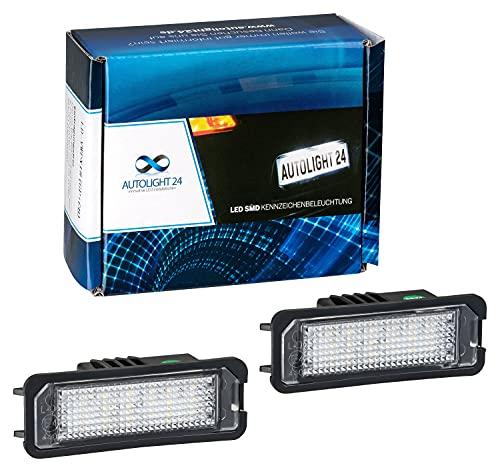 Premium LED Kennzeichenbeleuchtung Nummernschildbeleuchtung 611 20