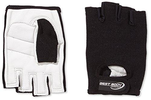 Best Body Nutrition Power Handschuh, Mehrfarbig (schwarz), S