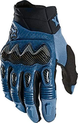 Fox Racing Bomber Handschuh, Stahl, Größe M, Blau