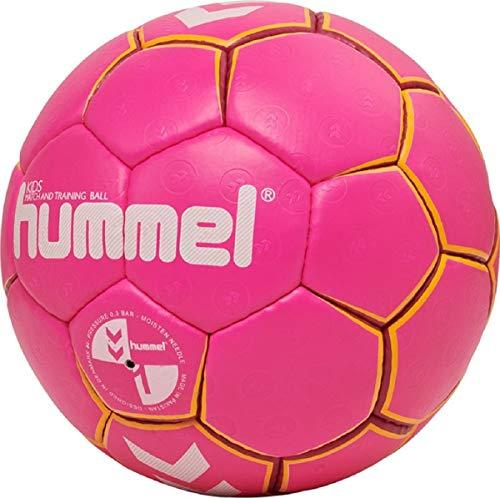 Hummel Kinder HMLKIDS-Handball, Pink/Gelb, 1