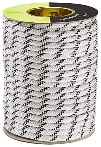 EDELRID Performance Static Rope 10,0mm x 50m Snow 2021 Kletterseil