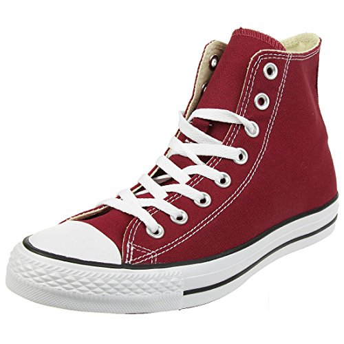 Converse Basic Chucks - All Star HI - Maroon, Schuhgröße:42