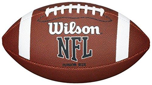 Wilson NFL American Football Sports Match Training & Übungsball – Junior
