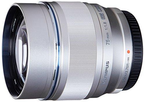 Olympus 75mm, f1,8Wechselobjektiv für Olympus und Panasonic Micro Kameras