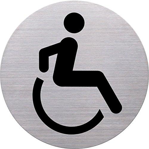 Helit H6271200 - Piktogramm-Rollstuhl