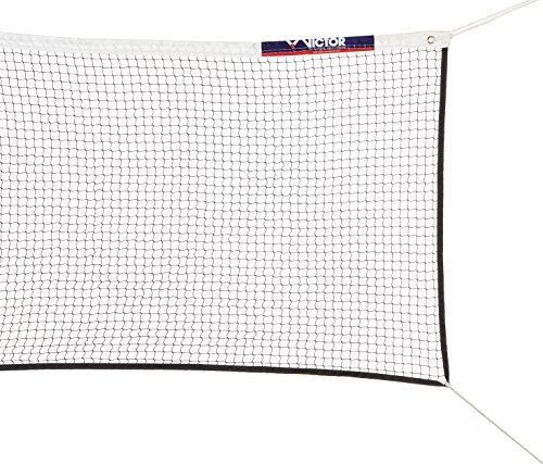 VICTOR Badminton-Netz Net International Tournament, Schwarz, 755/0/0