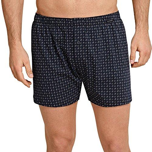 Schiesser Herren Boxershorts Boxershorts Schiesser Boxershorts, Blau (Dunkelblau 803), X-Large (Taille fabricant: 007)