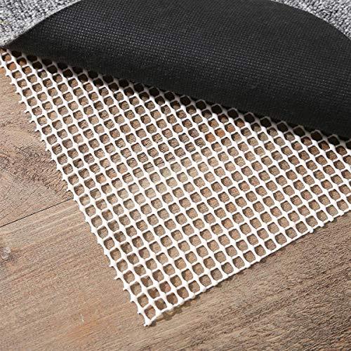 Alaskaprint 180 x 290 CM Antirutschmatte für Teppich Teppichunterlage rutschfest Teppich rutsch stop Antirutschmatte Teppich Teppichstopper Antirutschmatte Rutschschutz für Teppiche