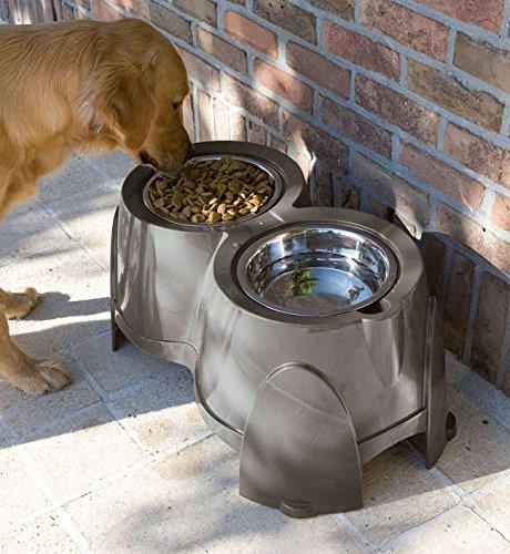 PETGARD Futterstation Ergo Feeder Large 2 x 1500 ml